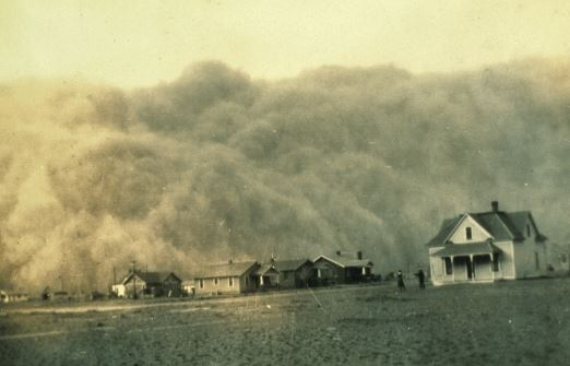 historic storms