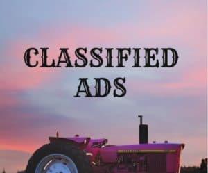 farm ads