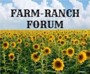 FARM RANCH FORUM